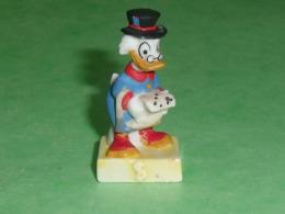 """Fèves / Disney : Donald , Oncle Picsou  """" Mat """"  T32 - Disney"""