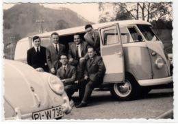 BUS PULLMAN VOLKSWAGEN T2 - FOTO ORIGINALE - Automobiles