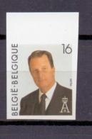 2532 KONING ALBERT II 16fr. ONGETAND   POSTFRIS**  1993 - Belgique