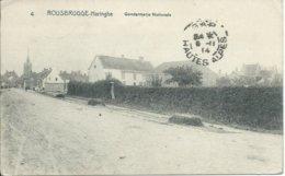 Rousbrugge-Haringhe,gendarmerie Nationale 1914 - Sonstige