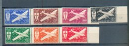 Cotso 684 - YT PA 1 à 7 ** - Côte Française Des Somalis (1894-1967)