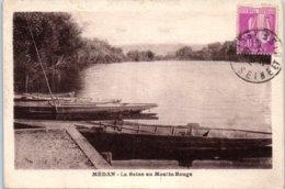 78 - MEDAN --  La Seine Au Moulin Rouge - Medan
