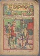 """L'ECHO DU NOEL  N° 994  """" L'ORPHELIN ET LE VIEUX CORDONNIER """"   -  BONNE PRESSE   1929 - Magazines Et Périodiques"""