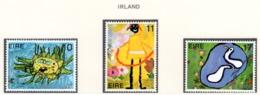 YEAR INTERN. OF CHILD - IRLANDA - Mi. Nr. 401/403 - NH - (6532-31.) - 1949-... Repubblica D'Irlanda