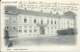 Menen/Menin,Collége Saint-Louis 1901 - Menen