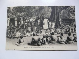 CPA SRI LANKA - BATTICALOA : Jeux à L'Ecole - Ansichtskarten