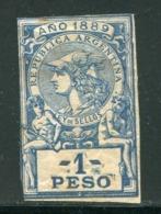 ARGENTINE- Timbre Fiscal- Oblitéré - Argentina
