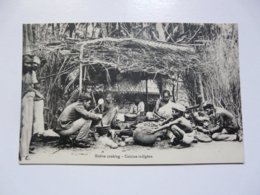 CPA SRI LANKA - BATTICALOA : Cuisine Indigène - Cartoline