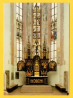 Xx01xx ★★ Germany - Kath. Pfarrkirche St. Georg - 8743 Bischofsheim/Rhön - Kirchen U. Kathedralen