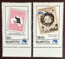 Tonga Niuafo'ou 1984 Ausipex MNH - Tonga (1970-...)