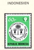 YEAR INTERN. OF CHILD - INDONESIA - Mi. Nr. 940/941 - NH - (6532-32.) - Indonesia
