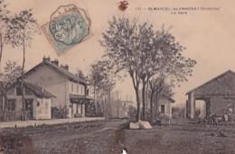 SAINT ETIENNE  LES ANNONAY       LA GARE - France