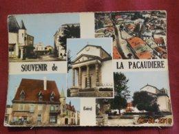 CPSM GF - La Pacaudière - Multi-Vues - La Pacaudiere