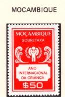 YEAR INTERN. OF CHILD - MONZAMBICO - Mi. Nr. 90 - NH - (6532-32.) - Mozambico