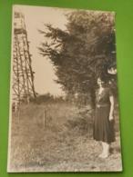 Carte Photo Original, Soleuvre 1932 - Ansichtskarten