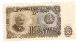Bulgaria 50 Leva, 1951. AUNC. - Bulgaria