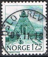 1982 - NORVEGIA / NORWAY - MONUMENTO AI MARINAI / MONUMENT TO THE SAILORS - USATO / USED - Norvegia