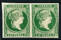 Antillas (España) Nº 8 [pareja] Nuevo Cat.9,40€ - Cuba (1874-1898)