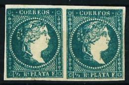 Antillas (España) Nº 7 [pareja] Nuevo Cat.10€ - Cuba (1874-1898)