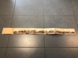 Oostende Ostende Boekje Met 1 Postkaart Die 6 Kaarten Lang Is. Panoramische Kaart Carte Panoramique L 1464 - Oostende