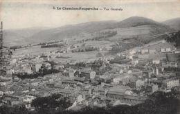 42-LE CHAMBON FEUGEROLLES-N°T1165-A/0267 - Le Chambon Feugerolles