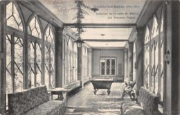 Amélie Les Bains (66) - Intérieur De La Salle De Billard Des Thermes Pujade - Other Municipalities