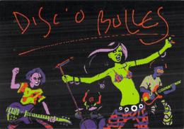 Thème :  Bourses & Salons De Collections CHATEAUDUN -DISC'O BULLES 14 Avril 2002 Illustration Stanislas Gros *PRIX FIXE - Bourses & Salons De Collections