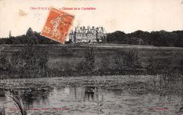 Chaource (10) - Château De La Cordelière - Chaource