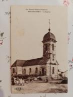 Briaucourt  L'église  Haute Saône Franche Comté - Altri Comuni