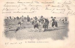 Granville (50) - La Pêche Au Lançon - Granville