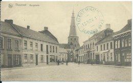 Torhout/Thourout,Burgplaats 1918 - Torhout
