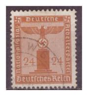 DR 1942,  Dienst Nr. 163, Gestempelt - Dienstzegels