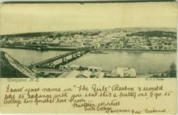 NEW ZEALAND - WANGANUI - EDIT H.I.J. - STAMP - 1900s (BG4120) - Nouvelle-Zélande