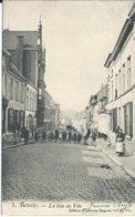 Ronse/Renaix,La Rue Au Vin 1904 - Renaix - Ronse