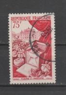 """FRANCE / 1954 / Y&T N°  974 : """"Productions De Luxe"""" (Parfumerie / Opéra) - Oblitération D'avril 1955. SUPERBE ! - France"""