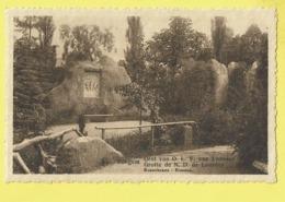 * Edegem - Edeghem (Antwerpen - Anvers) * (Nels, Ern Thill) Grot OLV Lourdes, Grotte ND Lourdes, Rosenkrans, Rosaire - Edegem