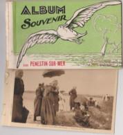PENESTIN - Album Souvenir - Carnet CPA TBon Etat Mais Dos Absent  (voir Scan) - Pénestin