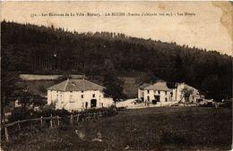 CPA Les Env. De La Ville - La Buche - Les Hotels (367804) - France