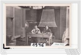 6868 ANDORRE AK/PC/CARTE PHOTO AU BROMURE/1946/GRAND STUDIO DE RADIO ANDORRE - Andorra