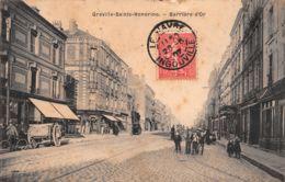 76-GRAVILLE SAINTE HONORINE-N°T1170-D/0329 - Francia