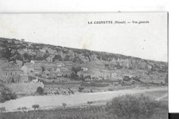 LA CAUNETTE   VUE GENERALE       DEPT 34 - France