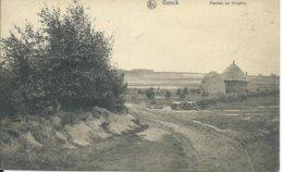Genk/Genck,Meules En Bruyére 1914,mooi Stempel JAMBES - Genk