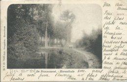 Herentals/Herenthals,De Nonnenvest 1901 - Herentals