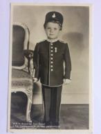 SWEDEN - H.K.H. Kronprins Carl Gustaf - Royal Families