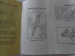 Notice D'utilisation, Modèles Et Conseils, Le BRODEUR PIC-PIC - Loisirs Créatifs