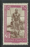 SOUDAN FRANCAIS 1931 YT 88** SANS CHARNIERE NI TRACE - Neufs