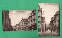 55 Meuse Verdun Lot De 2 Cartes Postales - Verdun
