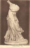 Nimes - Musée De La Maison Carrée - Danseuse Grecque - Sculptures