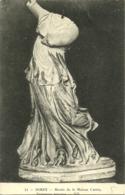 Nimes - Musée De Al Maison Carrée - Danseuse Grecque - Sculptures