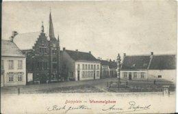 Wommelgem/Wommelghem,Dorpplein 1904 - Wommelgem